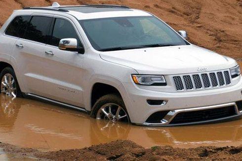 Penjualan Global Jeep Capai Rekor Baru