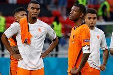 Hasil Euro 2020 - Kesempurnaan Belanda Runtuh, Portugal Kena Kutukan