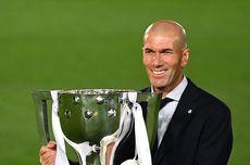 Kalahkan Klopp dan Guardiola, Zidane Terpilih Jadi Pelatih Terbaik di Dunia
