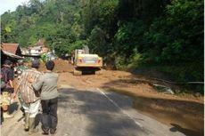 Pemkab Sumedang Siagakan Alat Berat di Lokasi Rawan Bencana Longsor