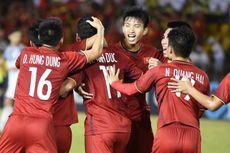 Kalahkan Filipina, Vietnam Tantang Malaysia di Final Piala AFF 2018