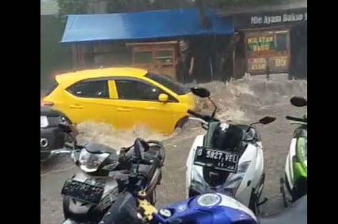 Banjir di Bandung Rendam 24 RW di Kecamatan Sukajadi, 3 Sungai Meluap, Ketinggian Air hingga 1 Meter