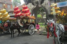 50 Dokar Ramaikan Kompetisi Dokar Kreatif Keliling Denpasar