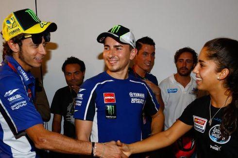 Rossi Dkk Sambut Dua Pebalap Putri di Kelas Moto3 GP Aragon