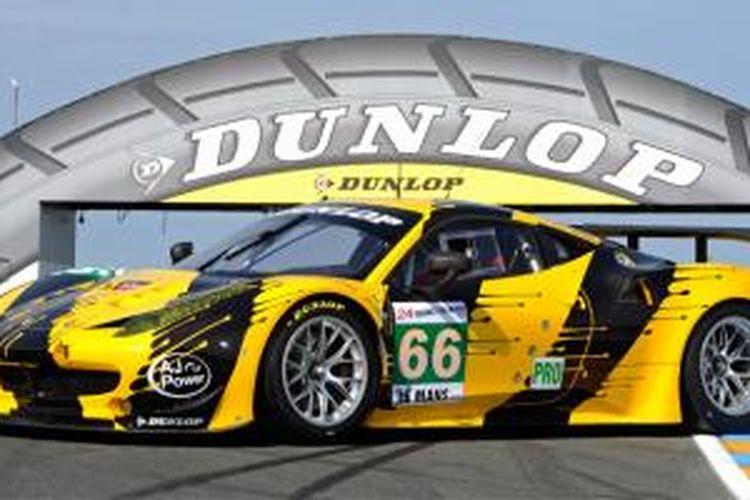 Mobil pemenang Dunlop Art Car Competition, 2012, Egidijus Gužauskas dari Lithuania,