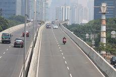 Kenapa Road Bike Boleh Lintasi JLNT Kampung Melayu-Tanah Abang tetapi Motor Tidak? Ini Jawaban Kadishub