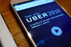 Taksi Express Bakal Layani Perjalanan Uber