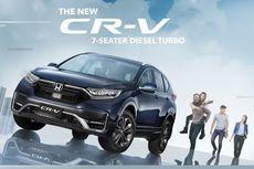 Ada Varian Diesel, Honda CR-V Facelift Dijual Mulai Rp 500 Jutaan