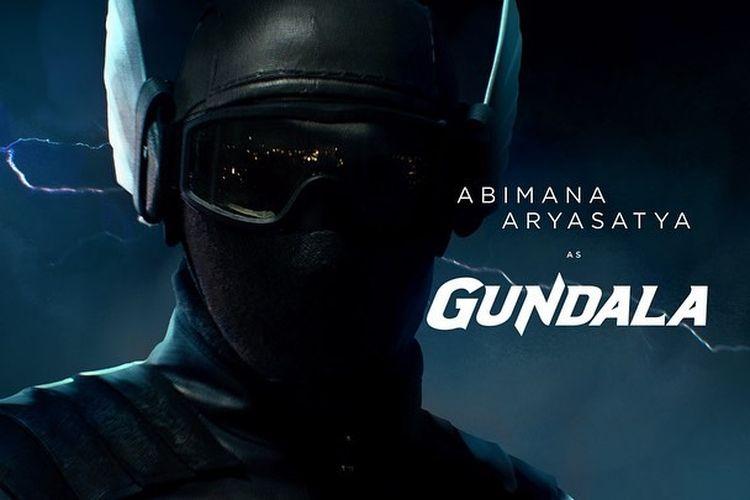 Gundala, salah satu superhero BumiLangit.