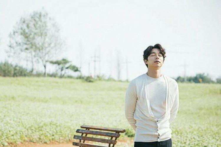 Gong Yoo bermain dalam film seri televisi Goblin.