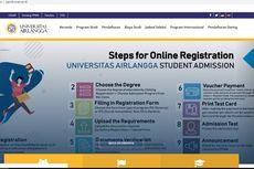 Universitas Airlangga Buka Program Studi Baru, Apa Saja?