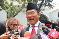 Moeldoko: Presiden Jokowi Ingin Demo Tak Dijaga Ketat Polisi
