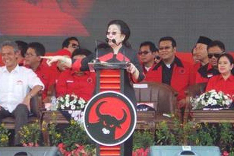 Ketum PDIP Megawati Soekarnoputri