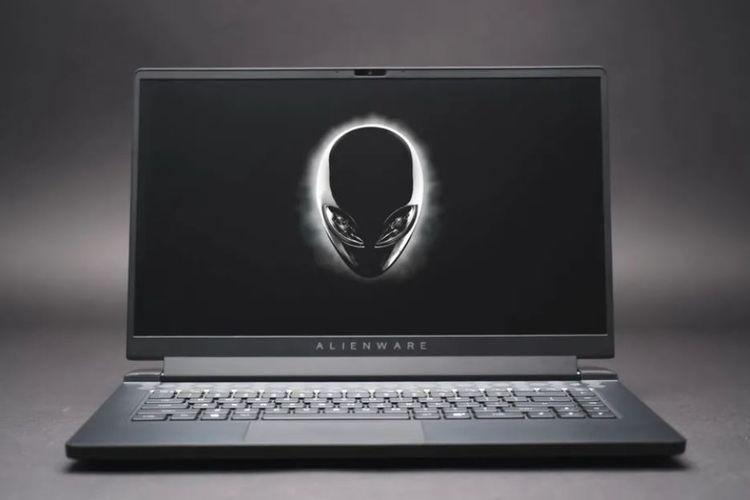 Alienware M15 R5.