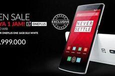 OnePlus One 16 GB Dijual di Indonesia Besok