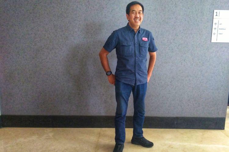 Direktur Utama PT Angkasa Pura II, Muhammad  Awaluddin