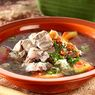 Resep Soto Sadang Purwakarta, Kuah Bening Segar untuk Sarapan