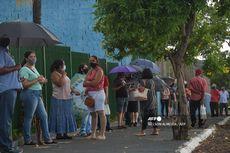 Brasil Vaksinasi Seluruh Orang Dewasa di Satu Kota Sekaligus untuk Bahan Penelitian