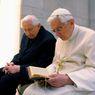 Kakak Paus Benediktus XVI Meninggal di Usia 96 Tahun