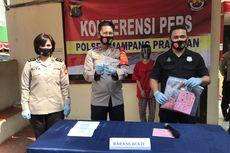 Istri yang Tusuk Suami di Mampang Sering Dipukuli, Polisi: Kerap Ribut karena Ekonomi