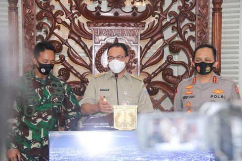 PSBB Transisi Dicabut, Mulai Senin Depan Perkantoran di Jakarta Wajib Full WFH