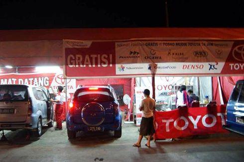 Tiga Posko Toyota Bersiaga pada Liburan Akhir Tahun