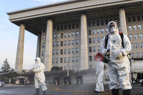Virus Corona, Pemberlakuan Karantina, dan Larangan Perjalanan ke Korea Selatan...