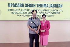 AKBP Era Adhinata, Pengungkap Penyelundupan Senjata ke Papua, Jabat Kapolres Mimika