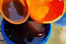 Air Sumur Warga Berwarna Hitam, Diduga akibat Kebakaran Kilang Pertamina Cilacap