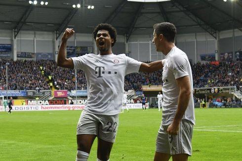 Hasil Bundesliga, Bayern Muenchen Naik ke Puncak Klasemen