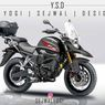 Yamaha Siapkan Lawan Versys 250 dan KTM Adventure 250