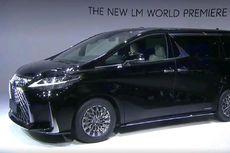 MPV Premium Lexus LM Sudah Laku Ratusan Unit di Indonesia