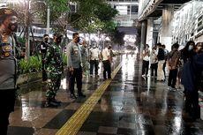 Razia Protokol Kesehatan, Ditemukan Remaja Berkerumun di Setiabudi