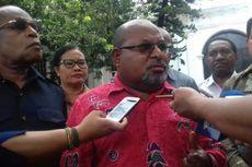 Ke Istana, Gubernur Papua Undang Jokowi Resmikan Sejumlah Proyek