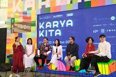Dukung Industri Kreatif Indonesia, Taco dan Senayan City Pamerkan
