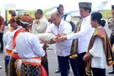 Dua Hari Jokowi di Labuan Bajo, Melihat Komodo hingga Masuk Goa Batu Cermin