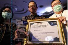 DKI Raih Penghargaan, Anies: Inovasi Pemprov Dinilai Dukung Transparansi Belanja