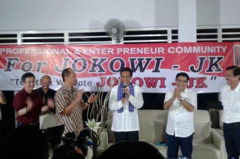 Jokowi Anggap Pelaporan Dirinya ke KPK sebagai Kampanye Hitam