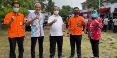 Rayakan Imlek, Kemensos Bagikan BST kepada KPM Tionghoa di Tangerang