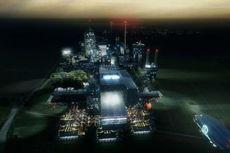Nih... Konsep Kota Nomaden yang Bisa Berkeliling Dunia!