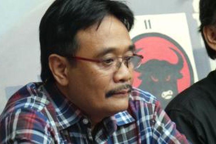 Ketua DPP PDI Perjuangan Djarot Saiful Hidajat