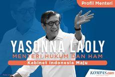 [INFOGRAFIK] Profil Yasonna Laoly, Menteri Hukum dan Hak Asasi Manusia