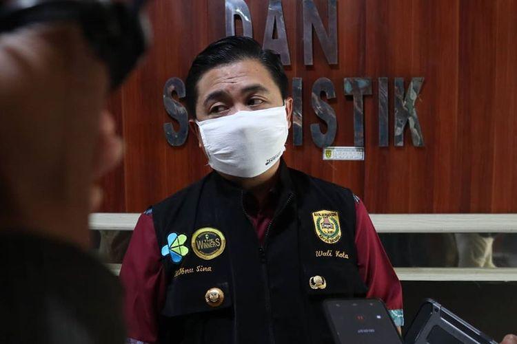 Wali Kota Banjarmasin, Ibnu Sina.