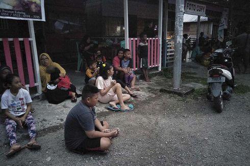 Gempa Kembali Guncang Maluku Utara, Warga Diimbau Jauhi Bangunan Rusak