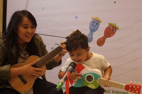 Chua Kotak Kenalkan Anak pada Musik Sejak dalam Kandungan