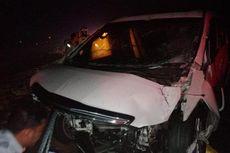 Terungkap Identitas Sopir Truk yang Tabrak Mobil Hanafi Rais di Tol Cipali