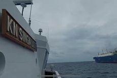 Bakamla Peringatkan Kapal Tanker Yunani yang Mondar-mandir di Perairan Maluku