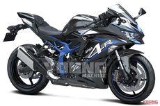 Rumors Kawasaki Ninja ZX-4R Bakal Hadir Akhir 2021
