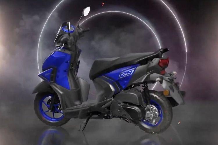 Yamaha Ray ZR 125 Hybrid