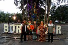 Dapat Kejutan, Keluarga Ini Jadi Wisatawan Terakhir Candi Borobudur 2019